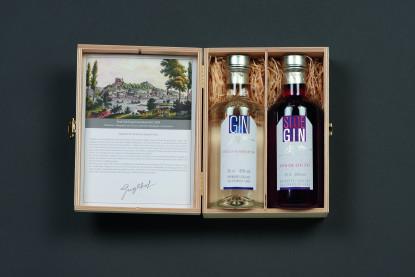 Gin-Geschenkbox