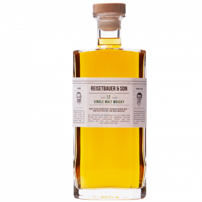 Reisetbauer & Son Single Malt Whisky 12 years old 0,7l
