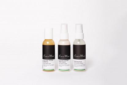 Bio-Haarkosmetik-Reiseset Set Aloe Mint